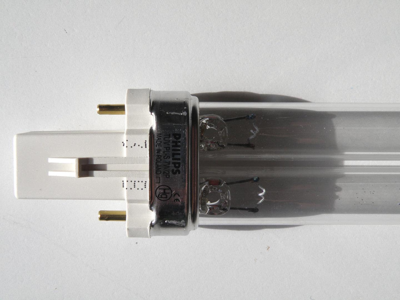 philips uv ersatzlampe tuv pl s 5w 2p 1ct die teichreiniger. Black Bedroom Furniture Sets. Home Design Ideas