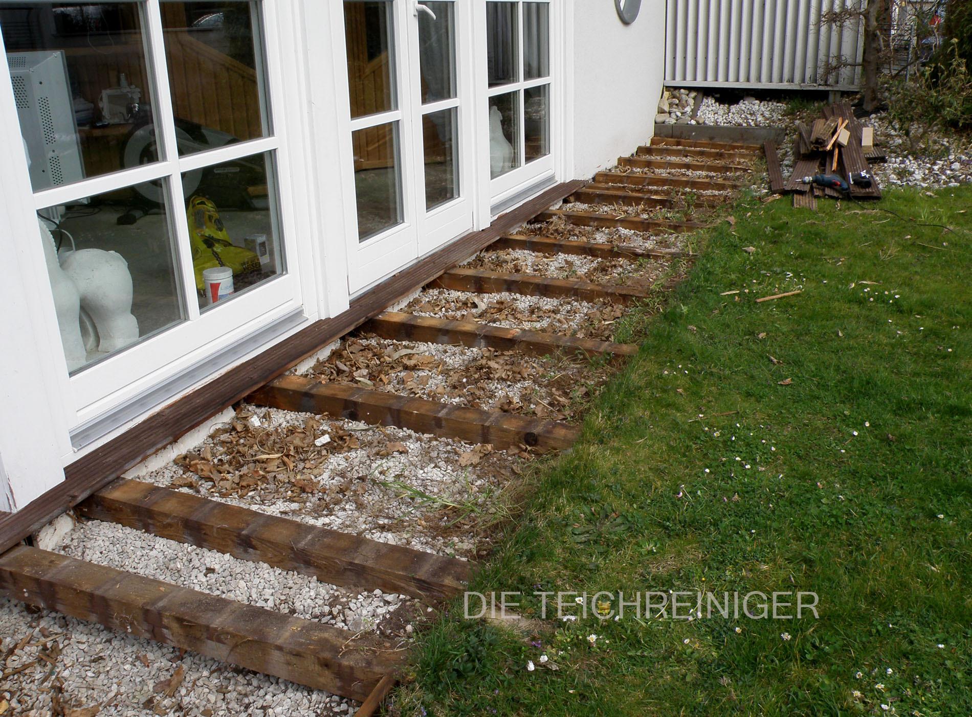 terrassen terrassenbilder sch ne terrassen die teichreiniger. Black Bedroom Furniture Sets. Home Design Ideas