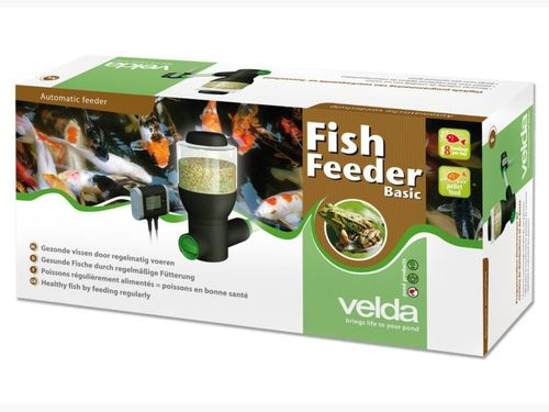 Fish Feeder Basic Teich Futterautomat