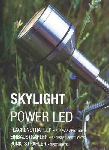Skylight Spot Power LED 3 Watt